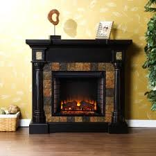 Electric Fireplace Logs Electric Fireplace Logs With Heat And Sound Wall Mount Ideas Lowes