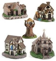 ceramic houses to paint 45degreesdesign