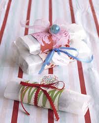 How To Wrap Wedding Gifts - pretty packaging ideas for fudge martha stewart