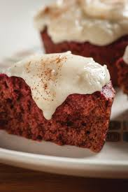 gluten free red velvet cupcakes with goat cheese icing recipe by