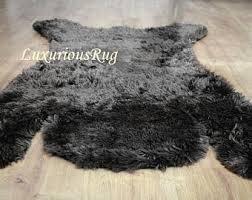nursery bear rug regular size minky bear rug camping nursery