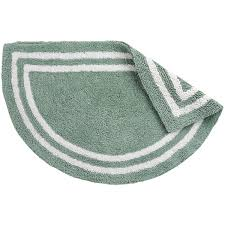Cotton Bath Rugs Reversible Element Collection Reversible Slice Bath Rug 21x34 U201d Cotton