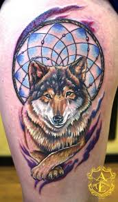 66 alpha wolf tattoos for