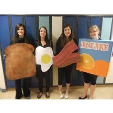 Bacon Egg Costume Halloween 20 Amazing Diy Halloween Costumes Pull