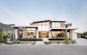 modern home design and build ezra lee design build utah modern custom home builder