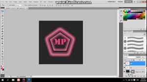 tutorial photoshop cs5 membuat logo tutorial cara membuat logo di photoshop cs5 youtube
