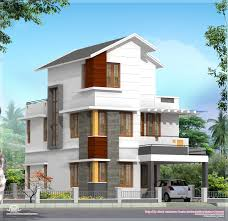 modern two story 4 bedroom house 2666 sq ft kerala home design