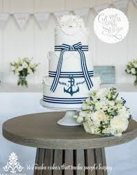 nautical themed wedding cakes themed inspiration cut me a slice the cake makers for