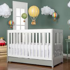 Safety 1st Heavenly Dreams Crib Mattress Reviews by On Me Milano 5 In 1 Convertible Crib