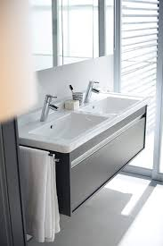 modern bathroom sink cabinets u0026 vanities duravit