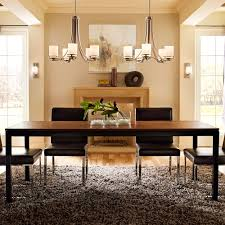 brilliant dining room lighting chandeliers contemporary