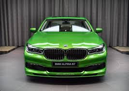 java green bmw java green bmw alpina b7 s 610 konjskimi močmi bmwblog