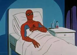 Spiderman Meme Cancer - spiderman hospital meme generator imgflip