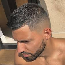 goodlooking men with cropped hair best men s haircuts 2018