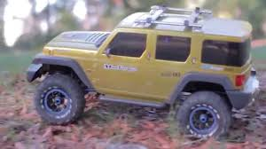 jeep rescue green my rc jeep rescue youtube