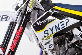 kenny motocross gear feature inside dylan wills u0027 husqvarna fc250 dirt action