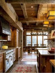 Rustic Kitchen Cabinet Designs Rustic Kitchen Cabinets Houzz