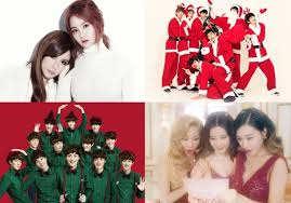 the top ten best k pop christmas songs the bias list k pop