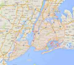 Troy New York Map by New York City New York Map