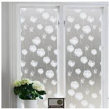 Window Decor Film Fancy Fix Frosted Glass Film Privacy Stained Decorative Window