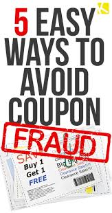 are you committing coupon fraud the krazy coupon lady