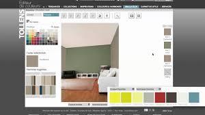 simulateur peinture chambre élégant simulation peinture chambre ravizh com