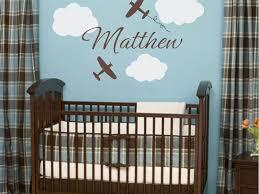 Boy Nursery Wall Decor by Decor 75 Archaic Design Baby Boy Nursery Ideas Brown Wooden Crib