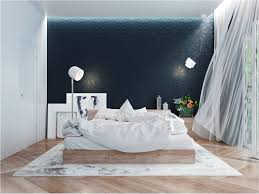 avangard style bedroom by julia chervyachenko