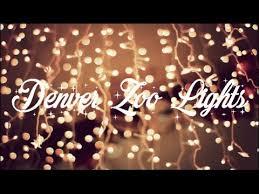 denver zoo lights 2015 youtube