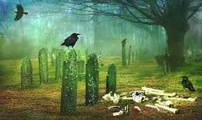 halloween skeleton wallpaper halloween dark gothic fantasy cemetery grave skeleton skull