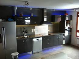 eclairage led plan de travail cuisine eclairage plan de travail cuisine 41 id es pour bien clairer un