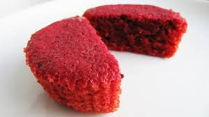 how to make natural red velvet cupcakes without food colouring