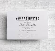 25 unique corporate invitation ideas on invitation
