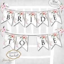 bridal shower signs bridal shower banner printable printable 360 degree