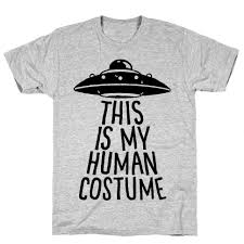 alien halloween costumes t shirts tanks coffee mugs and gifts