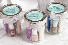 bridal shower favor pedicure in a jar bridal shower favors weddings ideas from evermine
