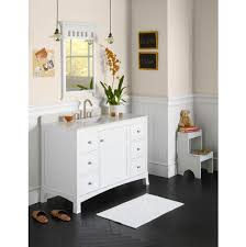 45 Bathroom Vanity by Bathroom Vanities Vanities Floor Mount Grove Supply Inc