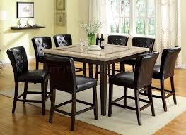 cm3693pt lisbon ii counter height dining table w optional chairs