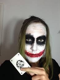 Joker Halloween Make Up Halloween Makeup The Joker Youtube