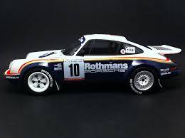 porsche rothmans porsche 911 sc rs tour de corse 1985 n 10 1 18 ottomobile ot173