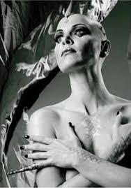 """Eric DELAMARRE. Auteur Photographe. """"body painting """" avec Marc Bétourné ... - serp04"""