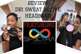 dri sweat headband review dri sweat edge women s headband ft spectra crossfit