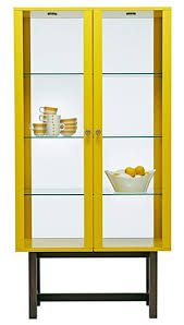 Ikea Stockholm Glass Door Cabinet Interiors Mellow In Yellow In Pictures And Style The