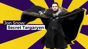 Jon Snow Memes - jon snow is a targaryen meme game of thrones youtube