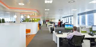 Open Floor Plan Office by Facebook Open Plan Office To Be Rich In Distractions Abc News