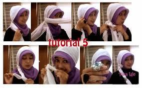 tutorial jilbab dua jilbab 89 gambar menarik tutorial hijab pesta pakai kebaya untuk kalian