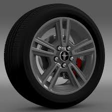 2013 mustang models ford mustang 2013 wheel 3d model vehicles 3d models mustang 3ds