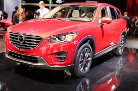 mazda car models 2016 2016 mazda cx 5 updated for los angeles auto show