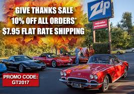 gobble up the savings with zip corvette s give thanks sale
