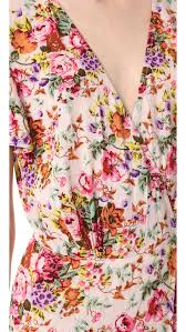 one by auguste beach house frill wrap maxi dress shopbop